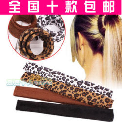 Small accessories magic hair maker hair maker stick hair tools maker bud head ring pops(China (Mainland))