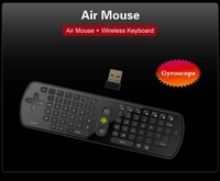 RC11 Mini Fly Air Mouse 2.4GHz wireless Keyboard for Google TV Player,for Android Mini PC TV Box Dongle free shipping