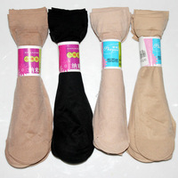 Women's sock stockings wire socks short stockings velvet ultra-thin transparent stockings