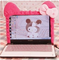 Hello Kitty notebook dust cover,LCD dust cover/Free shipping!