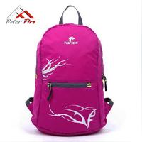 Light satanisms female waterproof backpack school bag student bag male outdoor travel bag mountaineering bag