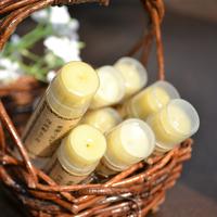 Lemon green avocado natural handmade lip balm lip balm skin moisturizing