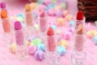 Yeh rose orange lip balm incarcerators nude color orange powder red lipstick small-sample