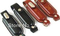 DHL FREE!100% Full Capacity VFD-4005 leather USB Flash Drive 1GB 2GB 4GB 8GB 16GB usb flash memory 2.0 free logo print