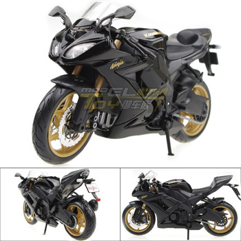 5-29 Sports car street bike KAWASAKI zx-10r motorcycle model alloy car models Free Shipping