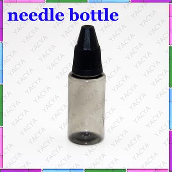 Wholesale - 50 piece YACYA colorful  empty plastic bottle