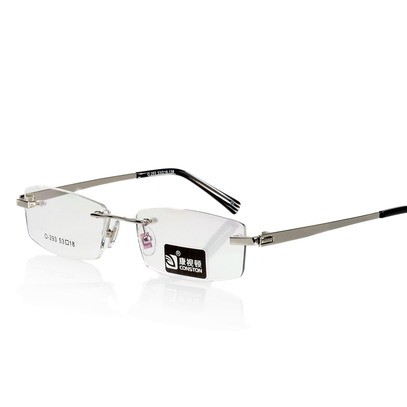 Rimless Glasses Titanium : Titanium Rimless Glasses Promotion-Shop for Promotional ...