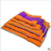 Free shipping, Mixture Stripe mat bed house nest, for dog / cat , size S/L/XL/XXL, 10pcs/lot home pet products accessories