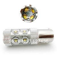 60w High Power Cree LED Constant  Reverse lights 12-24V led auto light 1156 BA15S