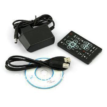 Free Shipping Digital Satellite DVB-S USB TV Receiver Card Tuner Box