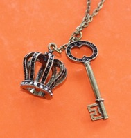 Min. Order is $10 ( Can Mix order ) ! Accessories small accessories key necklace xl534