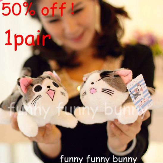 kawaii chi's cat plush toy baby toy wholesale mini stuffed animal wedding doll decorations for happy birthday gift idea creative(China (Mainland))