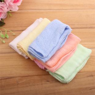 26x26cm 4 pcs/lot, 100% bamboo fibre baby towel, face cloth,  women's beauty towel- free shipping