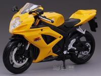 freeshipping ! Maisto 1:12 Suzuki GSX R600   sport super  motorcycle model !