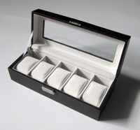 Fashion  5 watch box