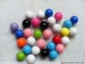 120/lot in US$3.61/LOT,12MM Mixed colorfull  Plastic resin ball round Spacer Bead,DIY beads