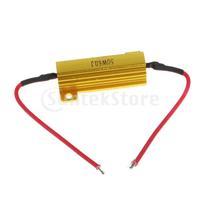 Free Shipping 50W 6ohm Load Resistor for Car Turn Signal LED Bulb