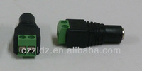 DC Female Green Jack Qick Connector