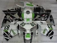 Free shipping ABS FAIRING KIT For CBR600 F5 05-06 Racing Fairing 274  f5 f5