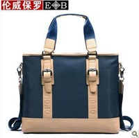 Hot sale!! men canvas handbag shoulder bag European and Ameriacn style leisure bag , free shipping