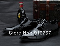 The new 2013 han edition in the spring and autumn fashion men's fashion casual shoes pointed leather shoes