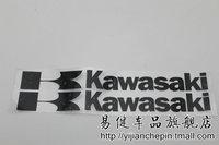 Car refires KAWASAKI motorcycle kawasaki 25 letter stickers personalized