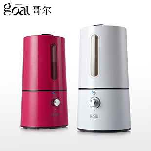 Durga go-2028 purify air humidifier household mute brief(China (Mainland))