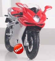 2013 HOT ! Maisto 1:12 MV Agusta F4 sport  With suspension Alloy super motorcycle Model !  freeshipping !