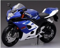 2013 HOT ! Maisto 1:12 Suzuki GSX R1000 sport  With suspension Alloy super motorcycle Model !  freeshipping !