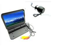 "Free Shipping!!4.3"" TFT LCD Car Rear View Reverse Monitor HD 960**860 pixels+Car Review Camera"