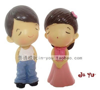 A pair of lovers doll diy single COUPLE DOLL