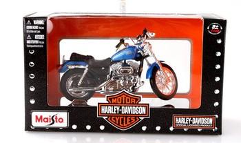 2013 HOT ! Maisto 1:18  Harley-Davidson  1997 XLH Sportster   Alloy  motorcycle Model !  freeshipping !