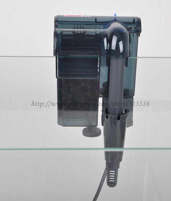 Free shipping,2W Aquarium Power Filter (CE Listed),aquarium canister filter,Fast shipping(China (Mainland))
