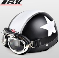 Good price Hot Goggles Motorcycle Half Face Motorbike Victory Helmet Motorcycle Racing Helmet 1pcs