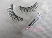 cheap false eyelashes with glue