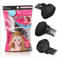 Elevator mat princess head hair style maker fluffy hair tools pad clip