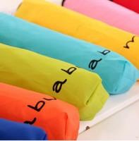 Mabu umbrellas three fold umbrella folding lovers umbrella sun protection solid color umbrella factory direct fast free shipping