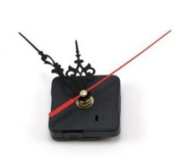 1pcs easy simple Quartz wall Clock Movement quiet Mute bell repair too Spindle Mechanism clock full accessories