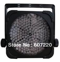 Flat par light LED DMX  Stage dj light RGBWA  198pcs leds