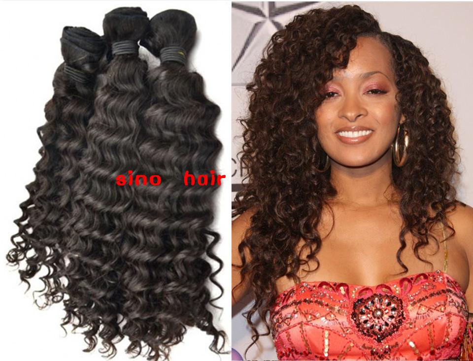 Brazilian Hair Deep Wave Hairstyles