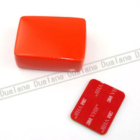 Floaty Float Box With 3M Adhesive Anti Sink for GoPro HD Hero Hero2 Hero3 Free Shipping