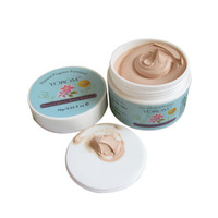 New arrival hot natural mineral lightmindedness mousse foundation manslayers leugth 15g