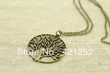 popular bronze necklace