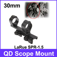 LaRue Tactical Extend SPR-1.5 QD 30mm Scope Mount