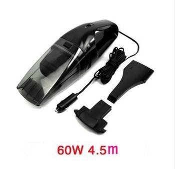 Car Vacuum Cleaner, fashion Rechargeable cordless vacuum cleaner for car smart dry wet auto supplies Retail&Wholesale
