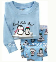 6sets/lot baby wear set 100% conton baby long sleeve pajamas boy's and girl's underwear clothing sets kids clear suits sets A048