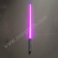 Pink color Led Flashing Space Sword & led toy sword,Sword with Light