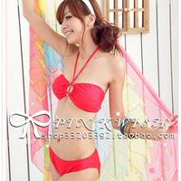 Beautiful swimsuit bikini mantillas skirt beach dress multicolor