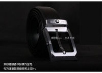 MON*BLAO belt brass buckle corium men belt