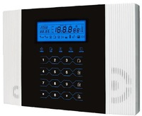 Touch Screen GSM & PSTN Ademco CID Voice guide operation | Zone monitor & fault indication | Intruder Fire Alarm Retail